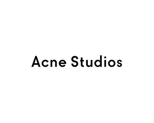 Acne Studios Logo - Experiential Design Consultant London & Barcelona