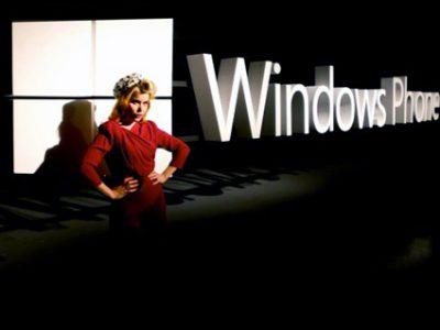 Windows Phone... London