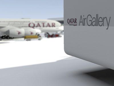 Qatar Airways... AirGallery
