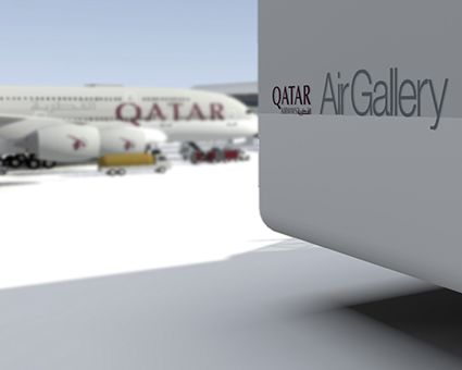 Qatar Airways... AirGallery